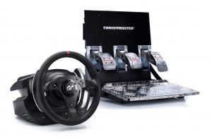 Thrustmaster T500 RS GT Rotite + Pedale PC-ul Negru