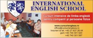 Curs de engleza bucuresti