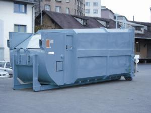 Container gunoi pentru pet