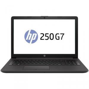 Laptop HP 250 G7, 15.6 Full HD AG SVA 220, procesor i5-1035G1, 8GB DDR4, 256GB SSD, DVD-Writer, Negru