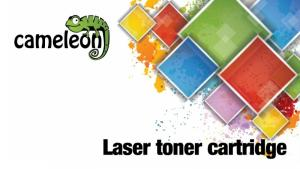 """Toner Compatibil Cameleon CC532A/ CRG718Y Yellow, pentru HP CP2025, 2800pag, """"CC532A/ CRG718Y-CP"""""""