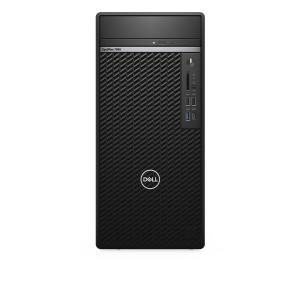 Sistem Desktop Dell Optiplex 7080 MT/Core i5-10500/8GB/256GB SSD/Integrated/DVD RW/Wireless Kb & Mouse/260W, Windows 10 Pro