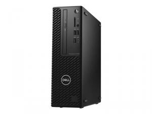 Sistem Desktop Dell Precision 3440/Xeon W-1250/16GB/512GB SSD/Integrated/DVD RW, Mouse si Tastatura, Windows 10 Pro