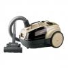 Aspirator cu filtrare prin apa VITEK VT-8100, 1800 W, sistem Aqua Clean, filtru HEPA lavabil, 5 trepte de filtrare, recipient 3,5 l, Turbo Bush, putere variabila, Auriu