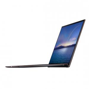 Ultrabook ASUS 13.9'' ZenBook S UX393EA, 3.3K Touch, Procesor Intel® Core™ i5-1135G7 (8M Cache, up to 4.20 GHz), 16GB DDR4X, 1TB SSD, Intel Iris Xe, Win 10 Pro, Jade Black