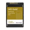 Ssd server western digital gold enterprise class, 7.68tb, pci express