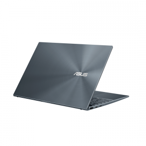 Ultrabook ASUS 13.3'' ZenBook 13 UX325EA, FHD OLED, Procesor Intel® Core™ i7-1165G7 (12M Cache, up to 4.70 GHz, with IPU), 32GB DDR4X, 1TB SSD, Intel Iris Xe, Win 10 Home, Pine Grey