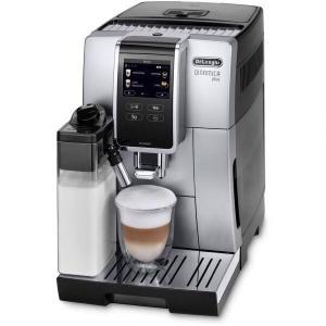 "Espressor automat De'Longhi Dinamica Plus ECAM370.85.SB, 1450W, 19 bar, sistem LatteCrema, program ""My coffee"", Bluetooth, Gri"