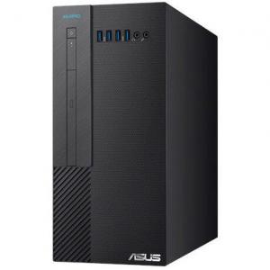 Sistem desktop ASUS D340MF-I79700039R Intel Core i7-9700 8GB DDR4 512GB SSD Windows 10 Pro Black