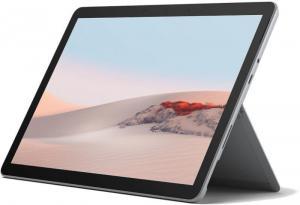 Tableta Microsoft Surface Go 2, 10.5 inch Multi-touch, Intel Pentium Gold Processor 4425Y, 4GB RAM, 64GB flash, Wi-Fi, Bluetooth, Windows 10 Home S, Silver