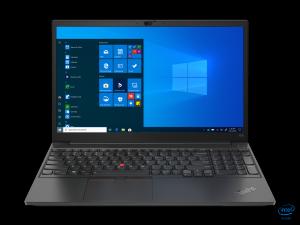 Laptop Lenovo 15.6'' ThinkPad E15 Gen 2, FHD, Procesor Intel® Core™ i5-1135G7 (8M Cache, up to 4.20 GHz), 16GB DDR4, 512GB SSD, Intel Iris Xe, No OS, Black