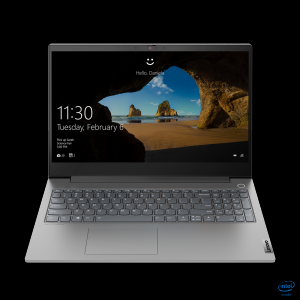 Laptop Lenovo 15.6'' ThinkBook 15p IMH, FHD IPS, Procesor Intel® Core™ i7-10750H (12M Cache, up to 5.00 GHz), 16GB DDR4, 512GB SSD, GeForce GTX 1650 Ti 4GB, Free DOS, Mineral Grey