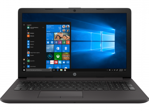 "Laptop HP 250 G7 cu procesor Intel Core i5-1035G1 pana la 3.60 GHz, 15.6"", Full HD, 8GB, 1TB HDD, Intel UHD Graphics, Windows 10 Pro, Dark Ash Silver"