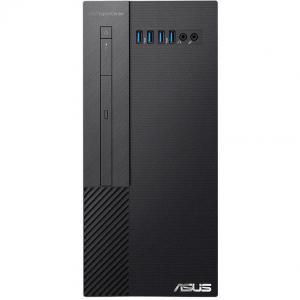 Sistem desktop ASUS ExpertCenter X5 X500MA MT AMD Ryzen 5 4600G 8GB 512GB DVDRW Microsoft Office 365 Personal 1 an Negru