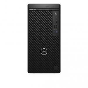 Sistem desktop Dell OptiPlex 3080 Mini Tower Intel Core i5-10500 8GB DDR4 256GB SSD Windows 10 Pro 3Yr BOS Black