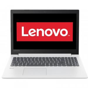Laptop Laptop Lenovo 15.6 inch IdeaPad 330 IGM, FHD, Procesor Intel® Pentium® Silver N5000 (4M Cache, up to 2.70 GHz), 4GB DDR4, 256GB SSD, GMA UHD 605, FreeDos, Blizzard White