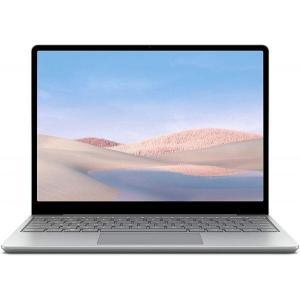 "Ultrabook Microsoft Surface Laptop Go, 12.4"" Touch, Intel Core i5-1035G1, RAM 8GB, SSD 256GB, Windows 10 Home in S Mode, Argintiu"