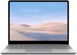 Ultrabook Microsoft Surface Go Intel Core (10th Gen) i5-1035G1 64GB eMMC 4GB PixelSense Touch FPR Win10 Platinum