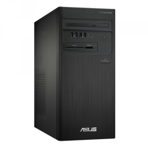 Asus ExpertCenter D7 Tower D700TA-5104000010, Intel Core i5-10400, RAM 8GB, SSD 256GB, Intel UHD Graphics 630, NO OS, Black + Microsoft 365 Personal Engleza 32-bit/x64