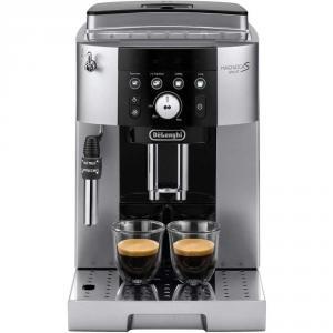 Espressor automat DeLonghi Magnifica S Smart ECAM 250.23.SB, 1450W, 15 bar, Oprire automata, Argintiu/Negru