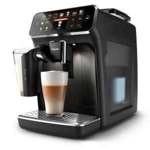 Espressor automat Philips LatteGo EP5441/50, 1500 W, 15 bar, Filtru AquaClean, 12 bauturi, Rasnita ceramica, Negru