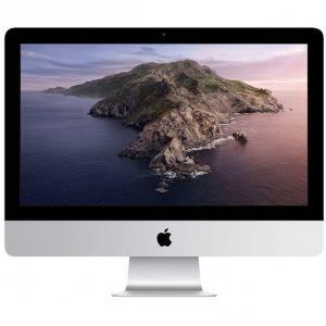 Sistem All in One Apple iMac 2020 21.5 inch Intel Core i3 3.6GHz Quad Core 8GB DDR4 256GB SSD AMD Radeon Pro 555X 2GB macOS Catalina INT Keyboad Silver