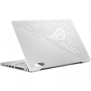 Laptop ASUS Gaming 14'' ROG Zephyrus G14 GA401IU, FHD 120Hz, Procesor AMD Ryzen™ 9 4900HS (8M Cache, up to 4.3 GHz), 16GB DDR4, 512GB SSD, GeForce GTX 1660 Ti 6GB, Win 10 Home, White AniMe Matrix