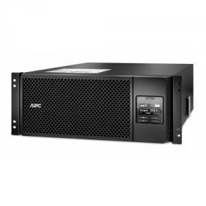 UPS APC Smart-UPS SRT online dubla-conversie 6000VA / 6000W 6 conectori C13 4 conectori C19 extended