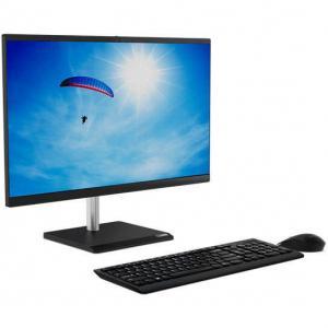 Sistem All in One Lenovo V50a-24IMB 23.8 inch FHD Intel Core i5-10400T 8GB DDR4 256GB SSD Windows 10 Pro Black
