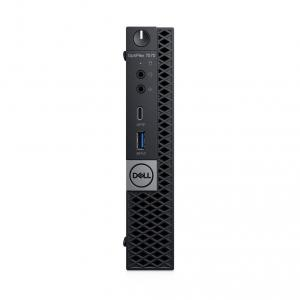 Desktop Dell OptiPlex 7070 MFF Intel Core (9th Gen) i5-9500T 256GB SSD 8GB Win10 Pro Mouse+Tastatura