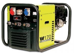Generator trifazat monofazat cu sudura