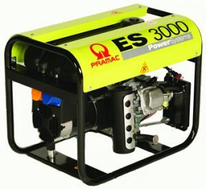 Generator pramac monofazat es3000