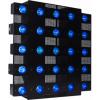 Prolights CHROMAPIX - 25x10W Osram RGBW/FC LED matrix, 6° beam, IP20, 315W, 12 kg