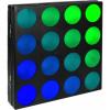 Pixpan16 - 16x30w rgbw/fc cob-led pixel-map led matrix, 60° beam,