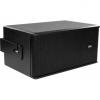 ARK208SPBK - 2xLF8'' subwoofer loudspeaker with bracket, 300W/8ohm, 122dB SPL, BK