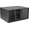 TOURING218H - Horn-bandpass subwoofer, 3400/6800W AES, (2x18''Nd LF) 4Ohm, 143dB SPL