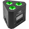 Trusspod3t - 3x3 w rgb / fc leds par, side connection, ip44, 12 w,
