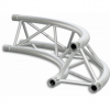 ST30C200EB - Triangle section 29 cm circle truss, tube 50x2mm,4x FCT5 included,D.200,V.Ext,BK