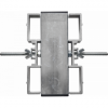 Rsa109 - double stage leg clamp for