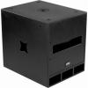 LIVE18S - Subwoofer 500/1000W AES, 18'' LF 8Ohm, 124dB SPL, plywood box