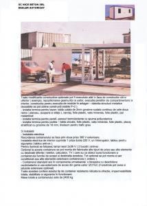 Containere pentru organizare santiere