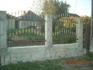 Gard fier forjat Poderale Company