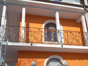 Balustrada balcon fier forjat 1