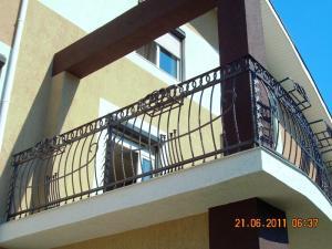 Balcon din fier forjat Poderale Company Bacau