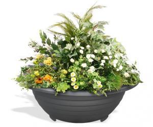 Ghiveci flori Esferica