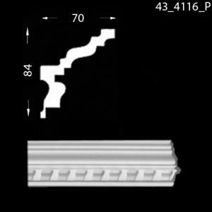 Coltar polistiren model k