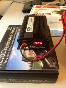Redresor Automat 10Amp 12Vdc Charger baterii