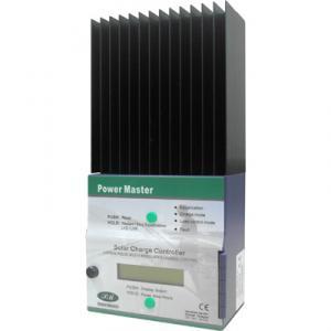 CONTROLER SOLAR PWM 60A [12-48V]