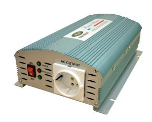 INVERTOR 600W + Charger 10A,12VDC