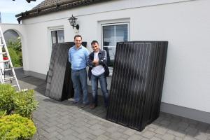 Panouri Solare Fotovoltaice 190W/24V monocristaline